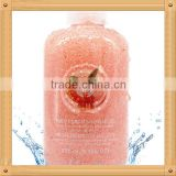 Nature extract jasmine/starwberry/lemon/blueberry/rose /pinch/aloe /vanilla Skin Whitening Shower Gel