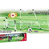 hot sale inflatable portable football goal net sports toy                                                                         Quality Choice