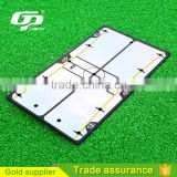 High quality golf putting Alignment training aid golf practising mirror