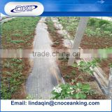 2016 new Agricultural Plastic Products Ground Cover/weed control cover fabric/silt fence fabric