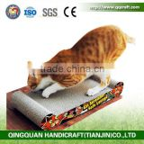 BSCI Pet Factory China Wholesale New Designed Cat Lounge Scratcher For Pets Cat Scratcher Arch