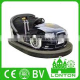 Battery Operated Kids & Adult Bumper Car Rides Park Amusement Attractions For Children