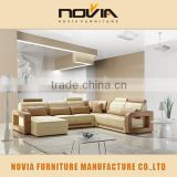 Hot selling sex home furniture leather sofa cover 105