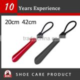 ABS Material With Handle long slim shoe horn