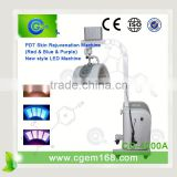 Red Light Therapy Devices TOP SALE!!! Pdt Pimple Removal Led Skin Care Equipo Facial Ligero Llevado For Skin Rejuvenation Omnilux Revive Beauty Machine Led Face Mask For Acne