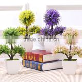Colorful Potted Artificial Trees - Artificial Bay Tree - Potted Artificial Plants