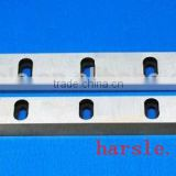 shearing plastic crusher blades,metal cutting knives,cutting blades,industrial shear tools