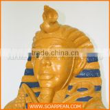Custom Made Fiberglass Egyptian Statue