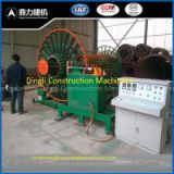 Automatic construction reinforcing steel cage seam welder machine