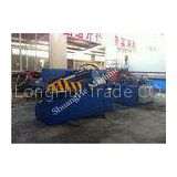 Cold - state Cutting Scrap Metal Bar Alligator Shears With Hydraulic Drive 15kW