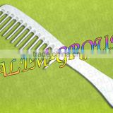 Abetta Mane And Tail Comb - 9'' - Aluminum