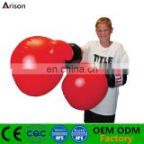 Huge PVC inflatable bopper gloves inflatable boxing glove for punching glove toys