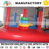 Good quality inflatable toss game Colorful Ring Toss Game inflatable toss games for sale