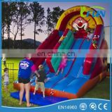 good quality outside inflatable slide playground inflatable slide for kids