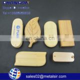 4GB Wholesale Wood OEM USB Drives promotional giveaways