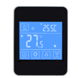 AC860h Touch Screen Programming Thermostats