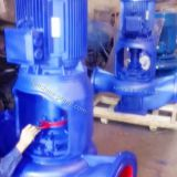 ISGB Vertical pipeline centrifugal pump detachable pipeline pump