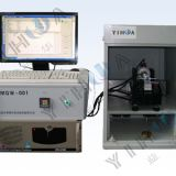 MGW-001 High frequency reciprocating friction and wear testing machine