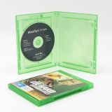 XBOX ONE Replacement Case Wholesale Double Discs XBOX ONE DVD Case Video Game XBOX 360 Case Boxes
