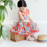 2014 hotsale high quality children frocks designs, latest designed for children party dresses