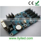 p10 led display controller card/rs232/wifi/usb led display controller control card/electronic control card