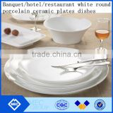 New Design And Hot Sell White Crockery Dinnerware Set,White Crockery China Dinner Set