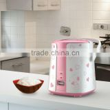 Deluxe National Portable Rice Cooker Pink
