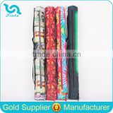 Custom Printing Polyester Insulated Can Cooler 6 Can Cooler Holder Beverage Sling Can Cooler Bag