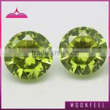 charming round color change cubic zirconia in bulk for sale