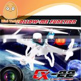 2015 Cheerson CX-22 CX22 4CH 6-Axis GPS rc drone quadcopter with HD camera