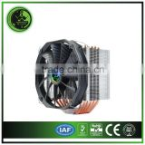 cpu cooler for Intel LGA 115X and AMD series with heat pipe