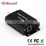 high quality 1bnc port ethernet over coaxial coaxial converter for cctv ip camera bnc to rj45 converter