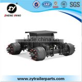 High Quality Trailer Suspension & widely used heavy duty truck trailer bogie suspension