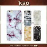2016 Newest Soft TPU PC Printing Marble Case for iphone 6/6s