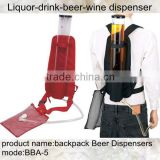 [different models selection] Backpack beer towers BBA-5