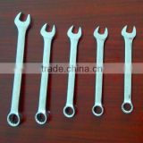 China handtools, mirror polished, combination spanner , Carbon steel, CRV,wrench spanner