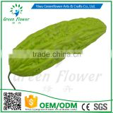 Greenflower 2016 Wholesale artificial PU Small Bitter melon China handmaking decoration