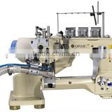 Flat Seam Sewing Machine for Swimwear,Knitted or Woven Fabric