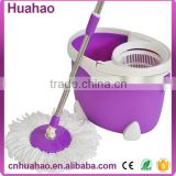 Factory Direct 100% Microfiber 360 Degree Spin Mop