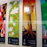 Plastic High quality Long Life Flexible scrolling banner