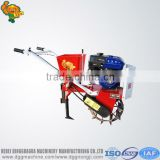 mini agricultural machinery garden tiller cultivator /manual seeder/walking tractor