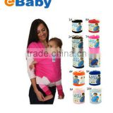 Baby Sling carrier wrap with breathable material,Most popular muti-function baby carrier