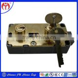 Safe lock double key S&G4500 Safe Deposit Lock container keylock for bank deposit or safe dual key lock