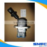 howo shacman SNSC heavy truck parts hand brake valve WG9000360522