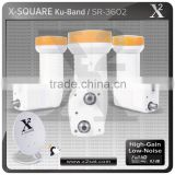 HD Ready Twin (Dual) Ku band Universal LNB                                                                         Quality Choice
