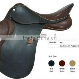 Sunshine All purpose leather horse saddle