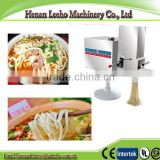 factory direct supply rice flour/noodles making machine .bean vermicelli maker                                                                                                         Supplier's Choice