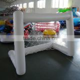 inflatable football handball children's games goal
