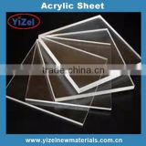 High quality clear Chinese factory 2mm 4x8 transparent acrylic sheet                                                                                                         Supplier's Choice