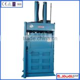 Powerful force hydraulic baler machine for hard plastic, rubber, carton, sponge